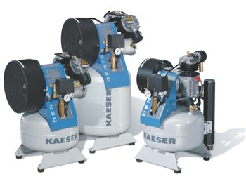 Стоматологические компрессоры Kaeser