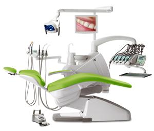 Стоматологическая установка Classe A9