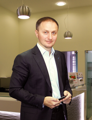 президент сети клиник Юнидент Игорь Гавашели